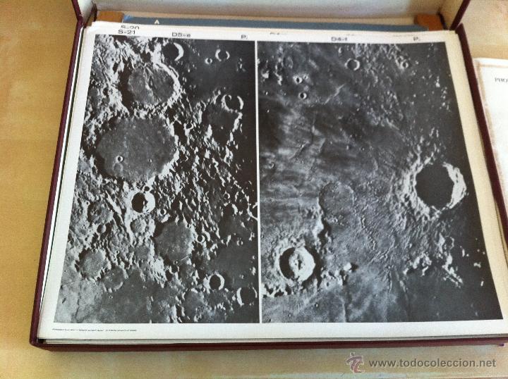 Libros de segunda mano: PHOTOGRAPHIC LUNAR ATLAS. EDITED BY GERARD P.KUIPER. --- ATLAS LUNAR. 229 LÁMINAS --- - Foto 46 - 53741248