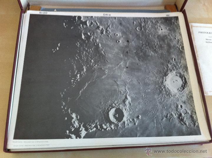 Libros de segunda mano: PHOTOGRAPHIC LUNAR ATLAS. EDITED BY GERARD P.KUIPER. --- ATLAS LUNAR. 229 LÁMINAS --- - Foto 47 - 53741248