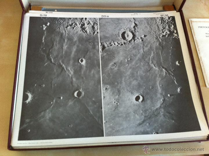Libros de segunda mano: PHOTOGRAPHIC LUNAR ATLAS. EDITED BY GERARD P.KUIPER. --- ATLAS LUNAR. 229 LÁMINAS --- - Foto 48 - 53741248