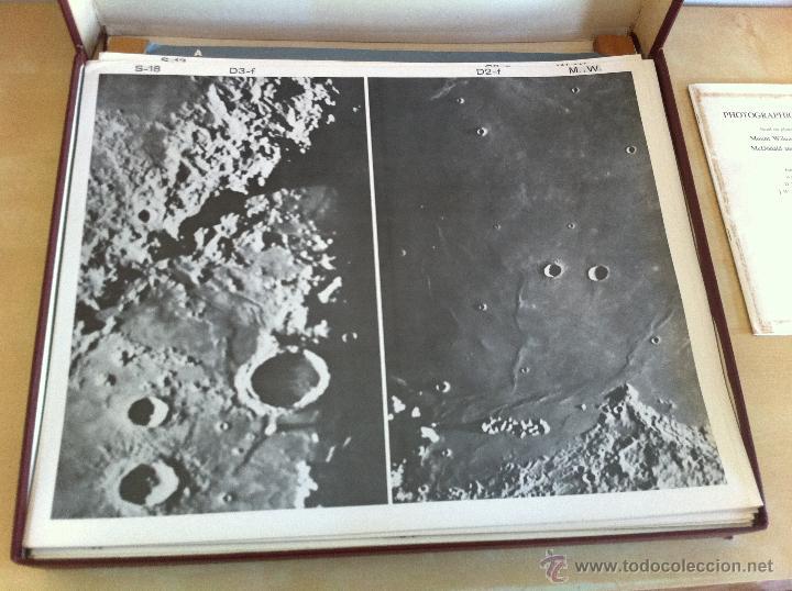 Libros de segunda mano: PHOTOGRAPHIC LUNAR ATLAS. EDITED BY GERARD P.KUIPER. --- ATLAS LUNAR. 229 LÁMINAS --- - Foto 49 - 53741248