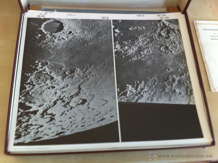 Libros de segunda mano: PHOTOGRAPHIC LUNAR ATLAS. EDITED BY GERARD P.KUIPER. --- ATLAS LUNAR. 229 LÁMINAS --- - Foto 51 - 53741248
