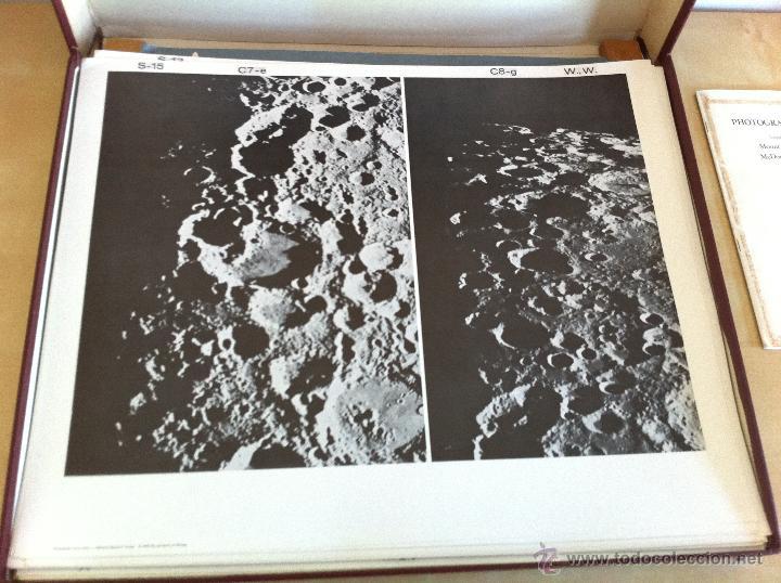 Libros de segunda mano: PHOTOGRAPHIC LUNAR ATLAS. EDITED BY GERARD P.KUIPER. --- ATLAS LUNAR. 229 LÁMINAS --- - Foto 52 - 53741248