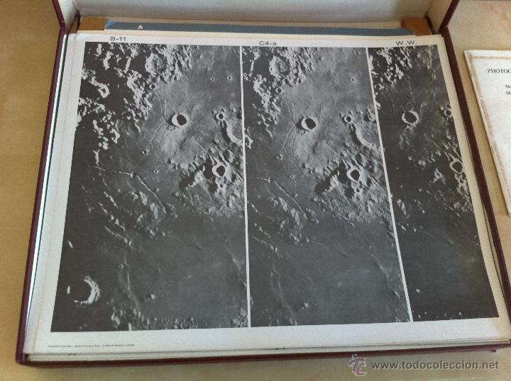 Libros de segunda mano: PHOTOGRAPHIC LUNAR ATLAS. EDITED BY GERARD P.KUIPER. --- ATLAS LUNAR. 229 LÁMINAS --- - Foto 56 - 53741248