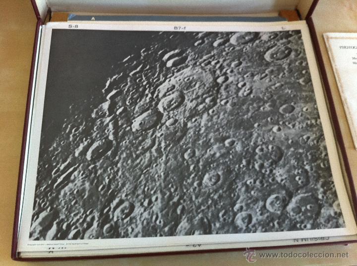 Libros de segunda mano: PHOTOGRAPHIC LUNAR ATLAS. EDITED BY GERARD P.KUIPER. --- ATLAS LUNAR. 229 LÁMINAS --- - Foto 59 - 53741248