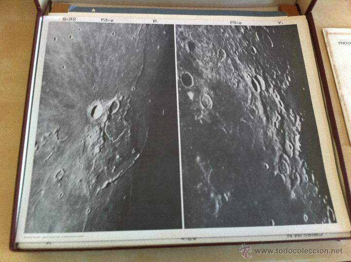 Libros de segunda mano: PHOTOGRAPHIC LUNAR ATLAS. EDITED BY GERARD P.KUIPER. --- ATLAS LUNAR. 229 LÁMINAS --- - Foto 61 - 53741248