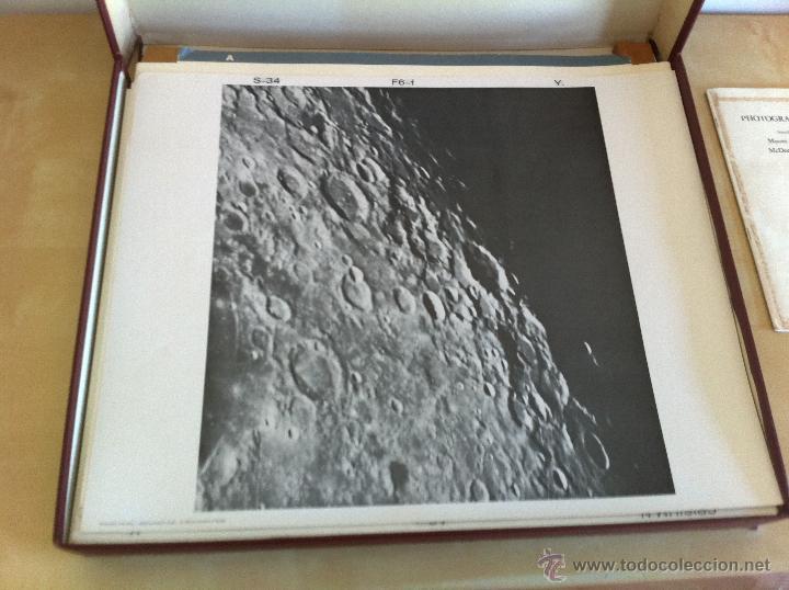 Libros de segunda mano: PHOTOGRAPHIC LUNAR ATLAS. EDITED BY GERARD P.KUIPER. --- ATLAS LUNAR. 229 LÁMINAS --- - Foto 63 - 53741248