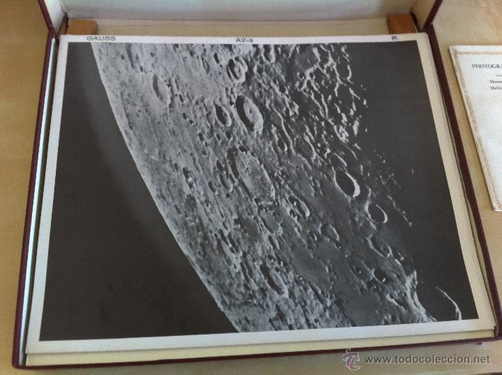 Libros de segunda mano: PHOTOGRAPHIC LUNAR ATLAS. EDITED BY GERARD P.KUIPER. --- ATLAS LUNAR. 229 LÁMINAS --- - Foto 65 - 53741248