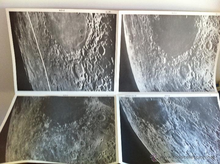Libros de segunda mano: PHOTOGRAPHIC LUNAR ATLAS. EDITED BY GERARD P.KUIPER. --- ATLAS LUNAR. 229 LÁMINAS --- - Foto 71 - 53741248