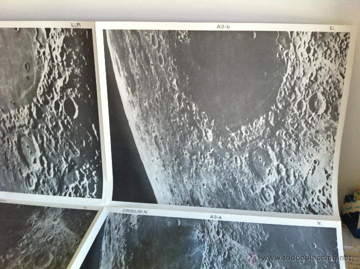 Libros de segunda mano: PHOTOGRAPHIC LUNAR ATLAS. EDITED BY GERARD P.KUIPER. --- ATLAS LUNAR. 229 LÁMINAS --- - Foto 74 - 53741248