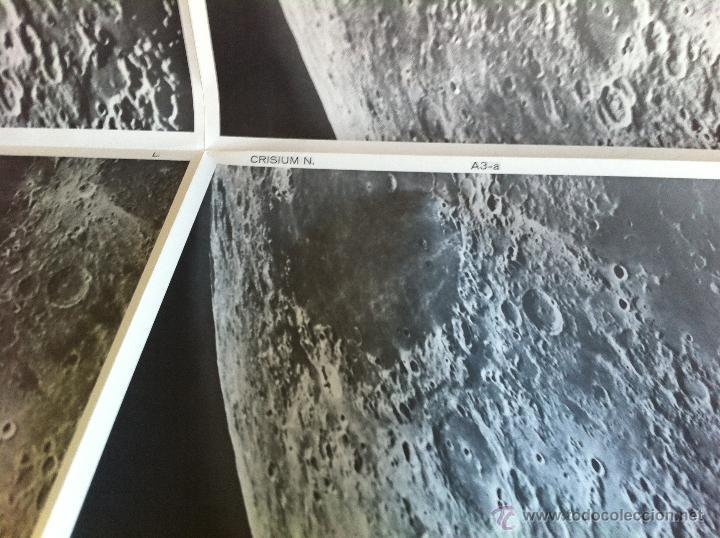 Libros de segunda mano: PHOTOGRAPHIC LUNAR ATLAS. EDITED BY GERARD P.KUIPER. --- ATLAS LUNAR. 229 LÁMINAS --- - Foto 75 - 53741248