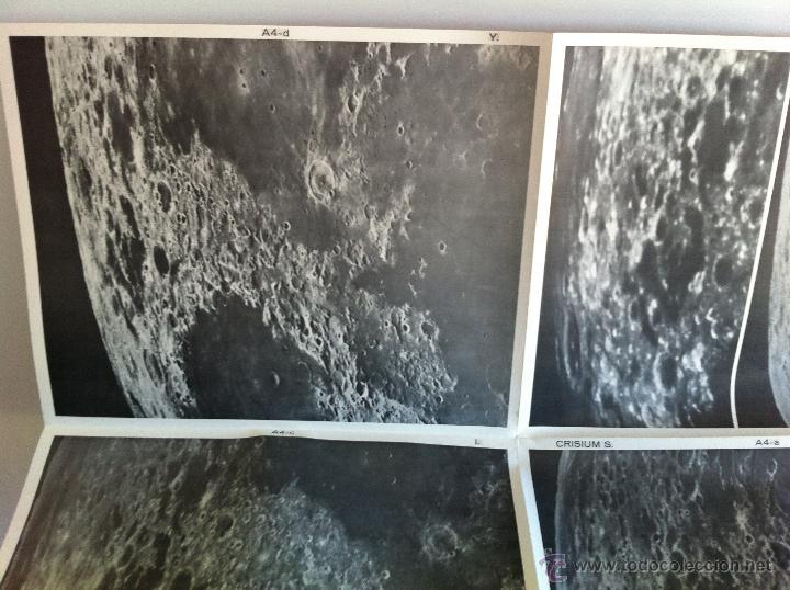 Libros de segunda mano: PHOTOGRAPHIC LUNAR ATLAS. EDITED BY GERARD P.KUIPER. --- ATLAS LUNAR. 229 LÁMINAS --- - Foto 77 - 53741248