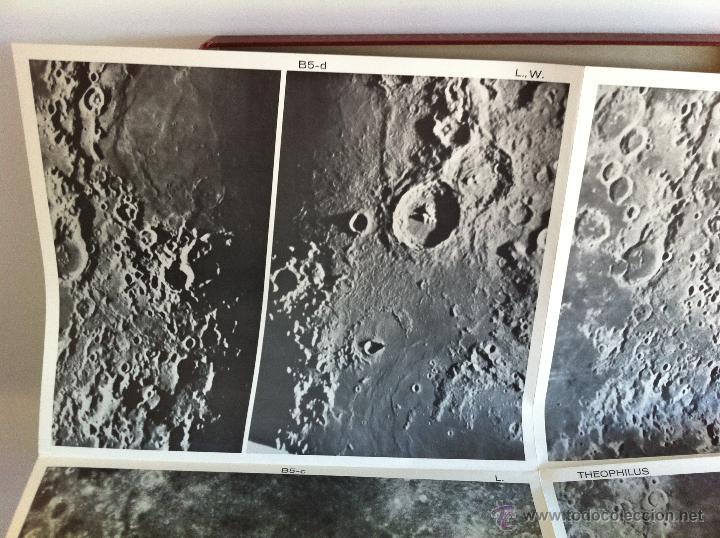 Libros de segunda mano: PHOTOGRAPHIC LUNAR ATLAS. EDITED BY GERARD P.KUIPER. --- ATLAS LUNAR. 229 LÁMINAS --- - Foto 110 - 53741248