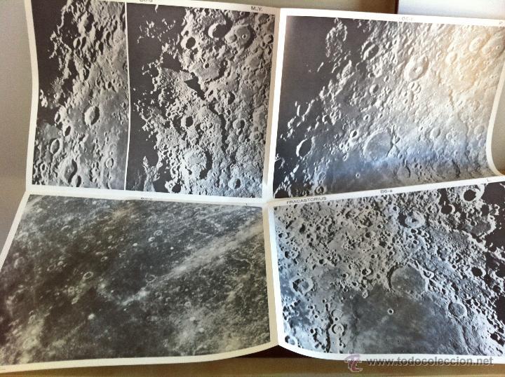 Libros de segunda mano: PHOTOGRAPHIC LUNAR ATLAS. EDITED BY GERARD P.KUIPER. --- ATLAS LUNAR. 229 LÁMINAS --- - Foto 113 - 53741248