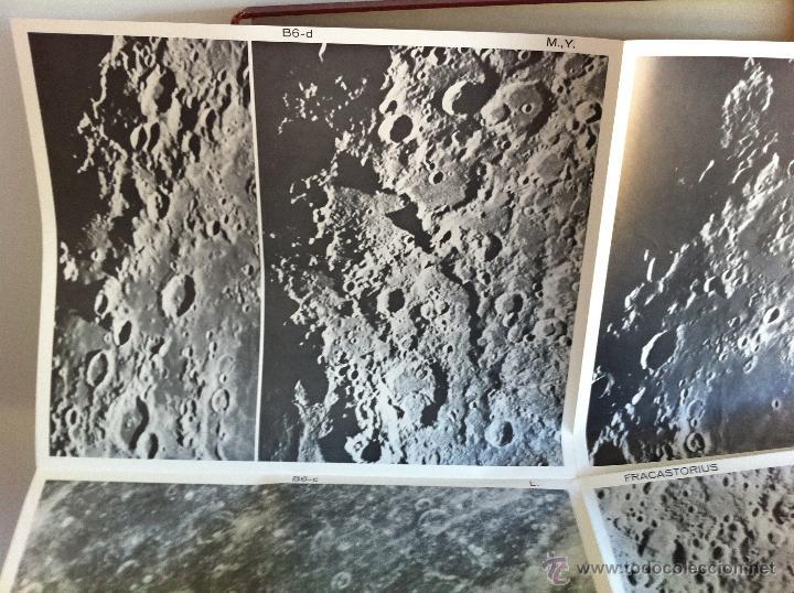 Libros de segunda mano: PHOTOGRAPHIC LUNAR ATLAS. EDITED BY GERARD P.KUIPER. --- ATLAS LUNAR. 229 LÁMINAS --- - Foto 114 - 53741248