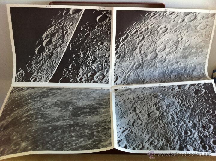 Libros de segunda mano: PHOTOGRAPHIC LUNAR ATLAS. EDITED BY GERARD P.KUIPER. --- ATLAS LUNAR. 229 LÁMINAS --- - Foto 117 - 53741248