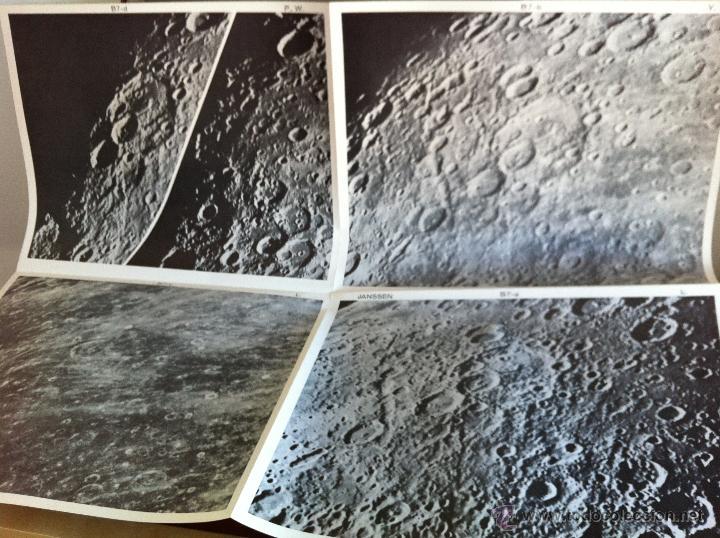 Libros de segunda mano: PHOTOGRAPHIC LUNAR ATLAS. EDITED BY GERARD P.KUIPER. --- ATLAS LUNAR. 229 LÁMINAS --- - Foto 120 - 53741248