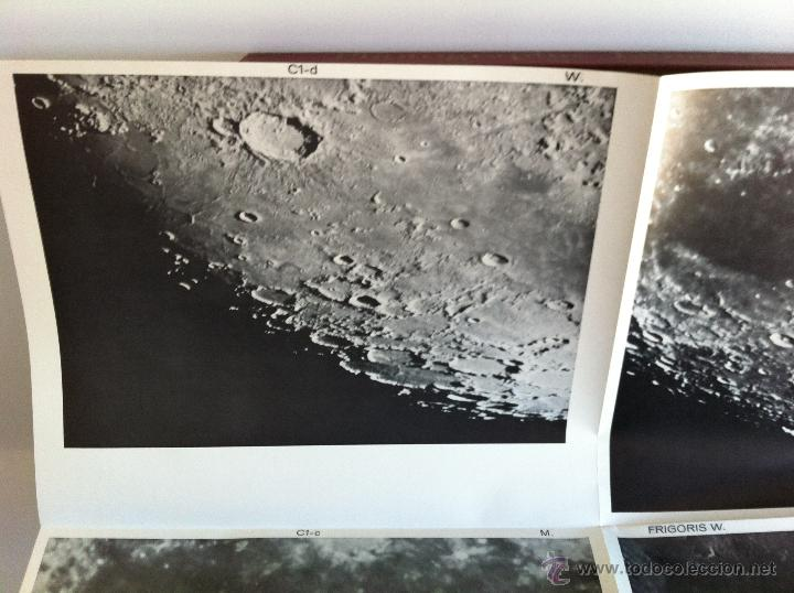 Libros de segunda mano: PHOTOGRAPHIC LUNAR ATLAS. EDITED BY GERARD P.KUIPER. --- ATLAS LUNAR. 229 LÁMINAS --- - Foto 127 - 53741248