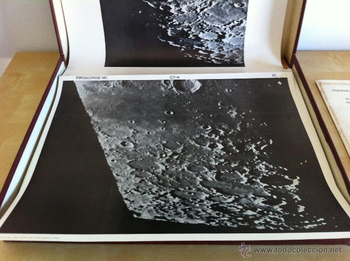 Libros de segunda mano: PHOTOGRAPHIC LUNAR ATLAS. EDITED BY GERARD P.KUIPER. --- ATLAS LUNAR. 229 LÁMINAS --- - Foto 131 - 53741248