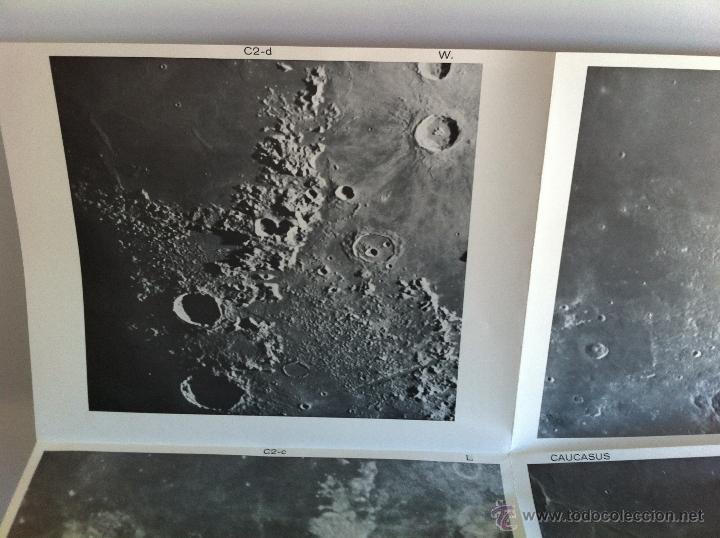 Libros de segunda mano: PHOTOGRAPHIC LUNAR ATLAS. EDITED BY GERARD P.KUIPER. --- ATLAS LUNAR. 229 LÁMINAS --- - Foto 134 - 53741248