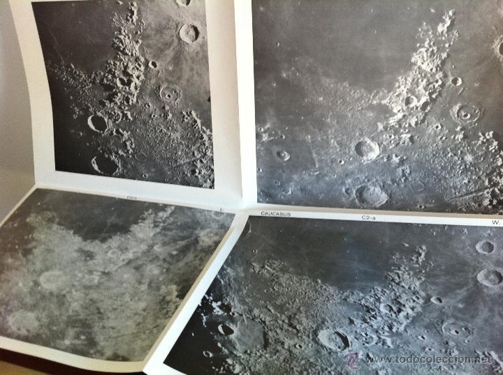 Libros de segunda mano: PHOTOGRAPHIC LUNAR ATLAS. EDITED BY GERARD P.KUIPER. --- ATLAS LUNAR. 229 LÁMINAS --- - Foto 136 - 53741248