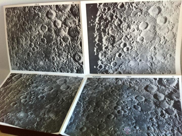 Libros de segunda mano: PHOTOGRAPHIC LUNAR ATLAS. EDITED BY GERARD P.KUIPER. --- ATLAS LUNAR. 229 LÁMINAS --- - Foto 152 - 53741248