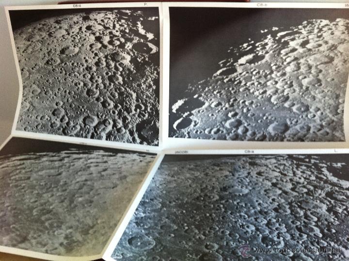 Libros de segunda mano: PHOTOGRAPHIC LUNAR ATLAS. EDITED BY GERARD P.KUIPER. --- ATLAS LUNAR. 229 LÁMINAS --- - Foto 160 - 53741248