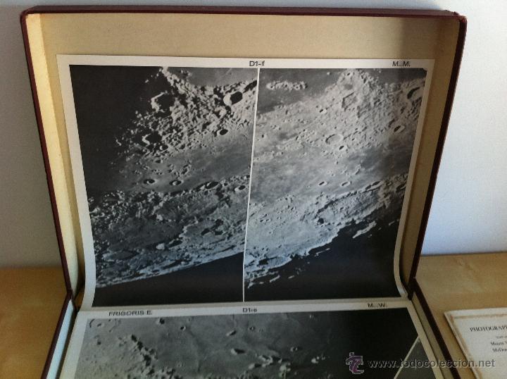 Libros de segunda mano: PHOTOGRAPHIC LUNAR ATLAS. EDITED BY GERARD P.KUIPER. --- ATLAS LUNAR. 229 LÁMINAS --- - Foto 169 - 53741248