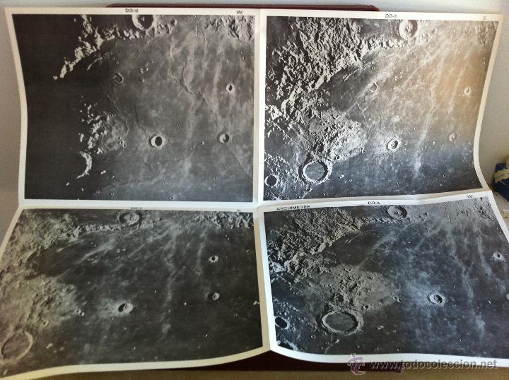 Libros de segunda mano: PHOTOGRAPHIC LUNAR ATLAS. EDITED BY GERARD P.KUIPER. --- ATLAS LUNAR. 229 LÁMINAS --- - Foto 176 - 53741248
