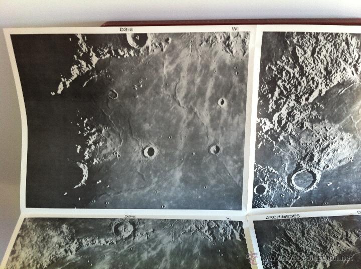 Libros de segunda mano: PHOTOGRAPHIC LUNAR ATLAS. EDITED BY GERARD P.KUIPER. --- ATLAS LUNAR. 229 LÁMINAS --- - Foto 177 - 53741248