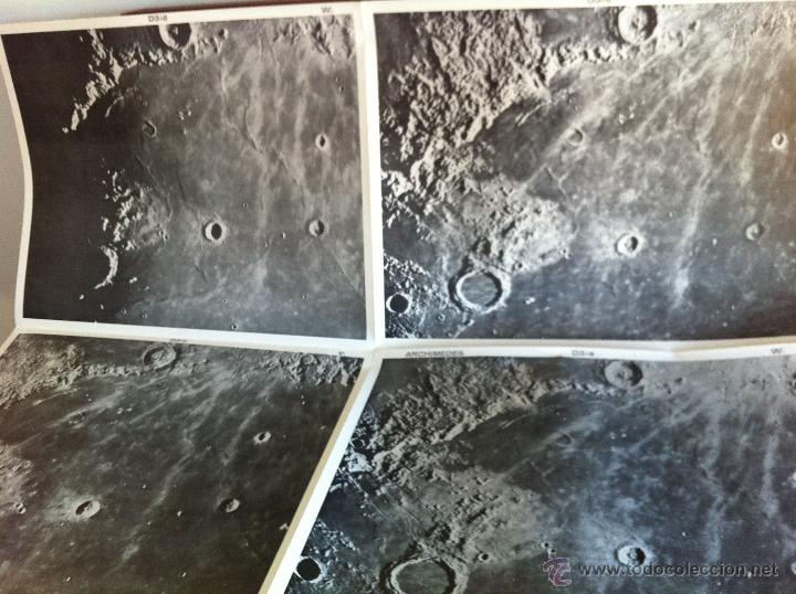Libros de segunda mano: PHOTOGRAPHIC LUNAR ATLAS. EDITED BY GERARD P.KUIPER. --- ATLAS LUNAR. 229 LÁMINAS --- - Foto 179 - 53741248