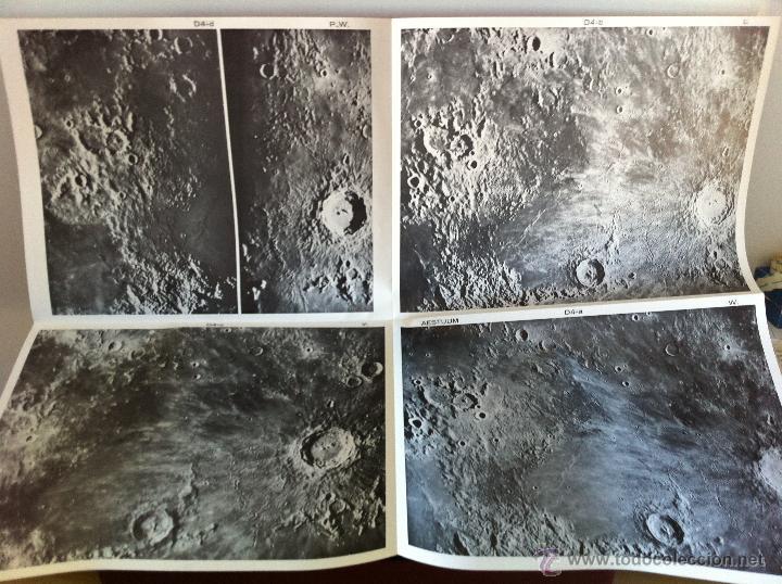 Libros de segunda mano: PHOTOGRAPHIC LUNAR ATLAS. EDITED BY GERARD P.KUIPER. --- ATLAS LUNAR. 229 LÁMINAS --- - Foto 180 - 53741248