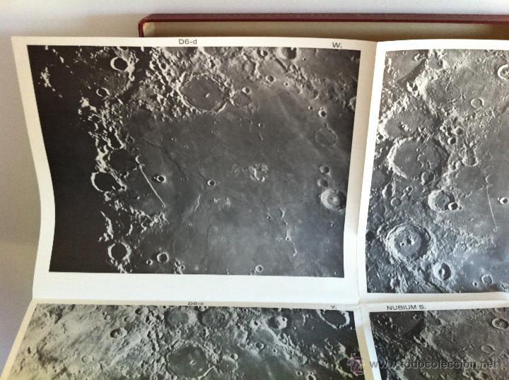 Libros de segunda mano: PHOTOGRAPHIC LUNAR ATLAS. EDITED BY GERARD P.KUIPER. --- ATLAS LUNAR. 229 LÁMINAS --- - Foto 189 - 53741248