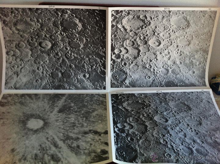Libros de segunda mano: PHOTOGRAPHIC LUNAR ATLAS. EDITED BY GERARD P.KUIPER. --- ATLAS LUNAR. 229 LÁMINAS --- - Foto 192 - 53741248
