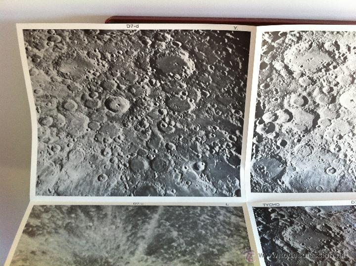 Libros de segunda mano: PHOTOGRAPHIC LUNAR ATLAS. EDITED BY GERARD P.KUIPER. --- ATLAS LUNAR. 229 LÁMINAS --- - Foto 193 - 53741248
