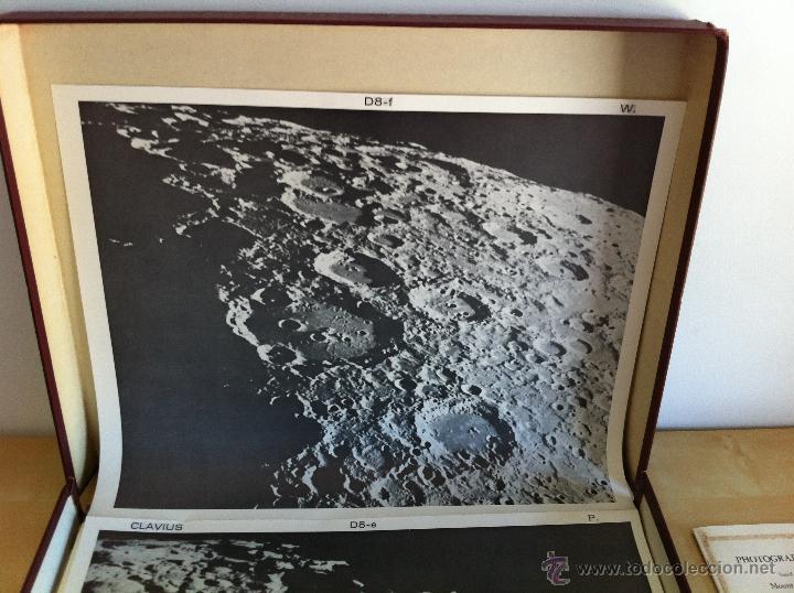 Libros de segunda mano: PHOTOGRAPHIC LUNAR ATLAS. EDITED BY GERARD P.KUIPER. --- ATLAS LUNAR. 229 LÁMINAS --- - Foto 200 - 53741248