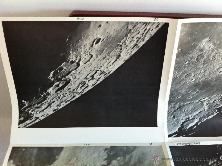Libros de segunda mano: PHOTOGRAPHIC LUNAR ATLAS. EDITED BY GERARD P.KUIPER. --- ATLAS LUNAR. 229 LÁMINAS --- - Foto 205 - 53741248