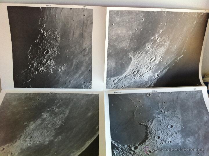 Libros de segunda mano: PHOTOGRAPHIC LUNAR ATLAS. EDITED BY GERARD P.KUIPER. --- ATLAS LUNAR. 229 LÁMINAS --- - Foto 208 - 53741248