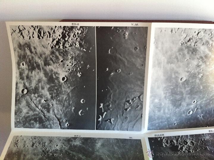 Libros de segunda mano: PHOTOGRAPHIC LUNAR ATLAS. EDITED BY GERARD P.KUIPER. --- ATLAS LUNAR. 229 LÁMINAS --- - Foto 213 - 53741248