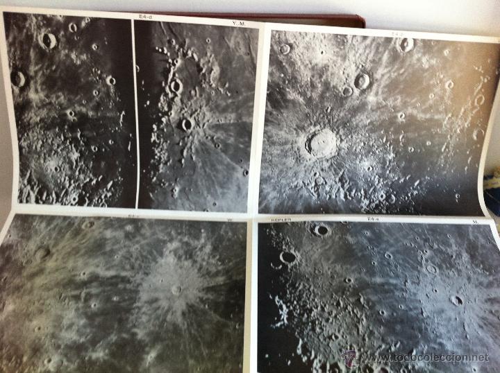 Libros de segunda mano: PHOTOGRAPHIC LUNAR ATLAS. EDITED BY GERARD P.KUIPER. --- ATLAS LUNAR. 229 LÁMINAS --- - Foto 216 - 53741248