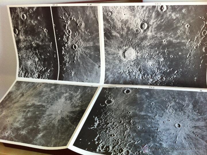 Libros de segunda mano: PHOTOGRAPHIC LUNAR ATLAS. EDITED BY GERARD P.KUIPER. --- ATLAS LUNAR. 229 LÁMINAS --- - Foto 219 - 53741248