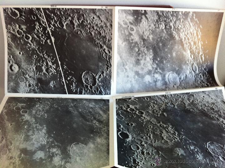 Libros de segunda mano: PHOTOGRAPHIC LUNAR ATLAS. EDITED BY GERARD P.KUIPER. --- ATLAS LUNAR. 229 LÁMINAS --- - Foto 224 - 53741248