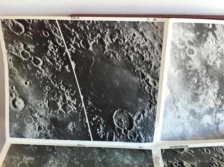 Libros de segunda mano: PHOTOGRAPHIC LUNAR ATLAS. EDITED BY GERARD P.KUIPER. --- ATLAS LUNAR. 229 LÁMINAS --- - Foto 225 - 53741248