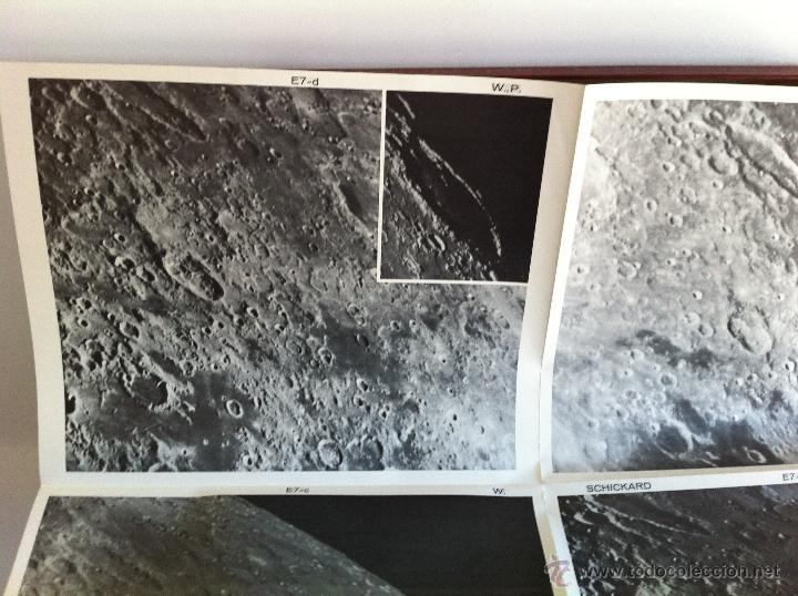 Libros de segunda mano: PHOTOGRAPHIC LUNAR ATLAS. EDITED BY GERARD P.KUIPER. --- ATLAS LUNAR. 229 LÁMINAS --- - Foto 229 - 53741248