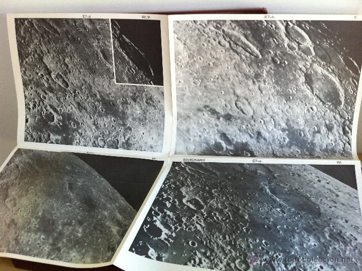 Libros de segunda mano: PHOTOGRAPHIC LUNAR ATLAS. EDITED BY GERARD P.KUIPER. --- ATLAS LUNAR. 229 LÁMINAS --- - Foto 231 - 53741248