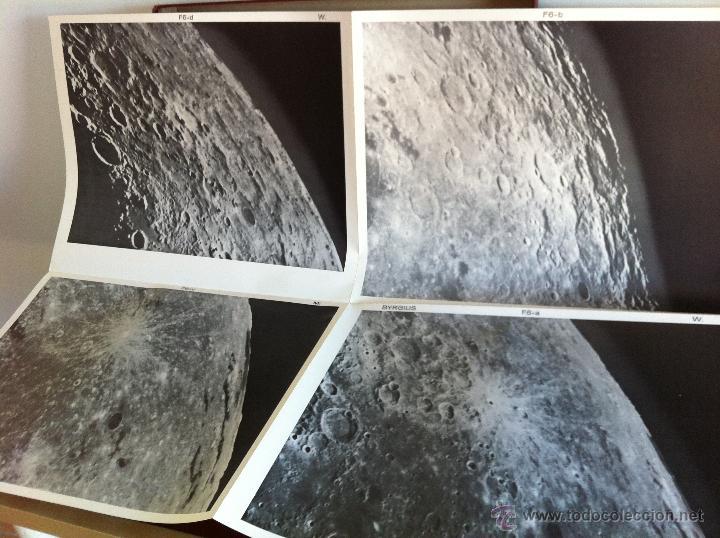 Libros de segunda mano: PHOTOGRAPHIC LUNAR ATLAS. EDITED BY GERARD P.KUIPER. --- ATLAS LUNAR. 229 LÁMINAS --- - Foto 256 - 53741248