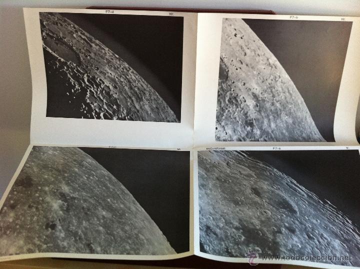 Libros de segunda mano: PHOTOGRAPHIC LUNAR ATLAS. EDITED BY GERARD P.KUIPER. --- ATLAS LUNAR. 229 LÁMINAS --- - Foto 257 - 53741248