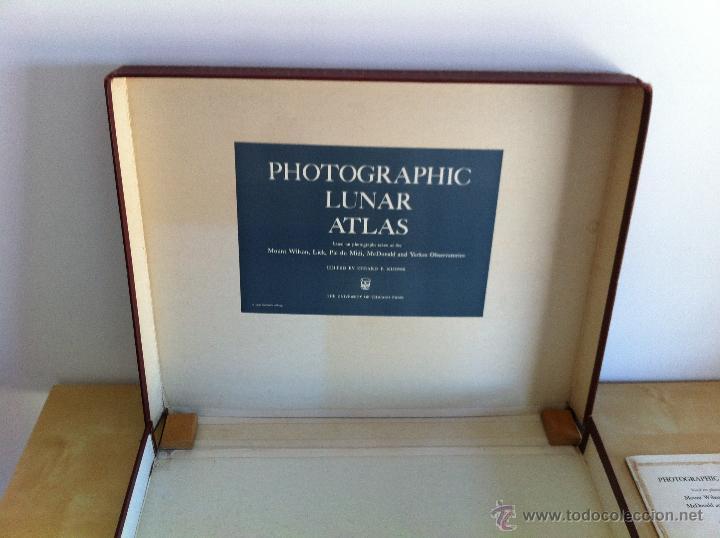 Libros de segunda mano: PHOTOGRAPHIC LUNAR ATLAS. EDITED BY GERARD P.KUIPER. --- ATLAS LUNAR. 229 LÁMINAS --- - Foto 261 - 53741248