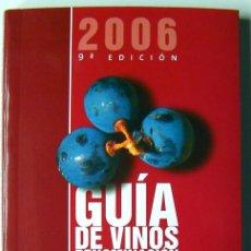 Libros de segunda mano: GUIA DE VINO DE NAVARRA 288 PAGINAS-VER FOTO ADICIONAL. Lote 46519561