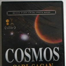 Libros de segunda mano: DVD BLUES PARA UN PLANETA ROJO COSMOS CARL SAGAN PREC. DOCUMENTAL CIENCIAS ASTRONOMÍA MARTE NO LIBRO. Lote 47373273