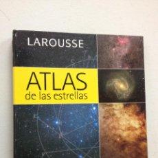 Libros de segunda mano: ATLAS DE LAS ESTRELLAS. Lote 47424760